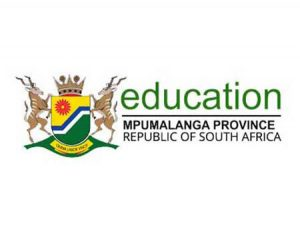 Department of Education Logo - Mpumalanga
