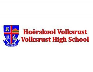 Hoerskool Volksrust Logo